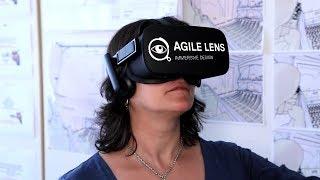 Agile Lens: Immersive Design