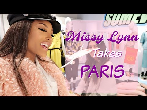Travel Diary: Missy Takes Paris w/ Marc Jacobs (Paris Fashion Week) Vol. 1