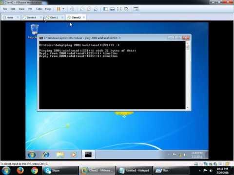 IPsec with IPv6