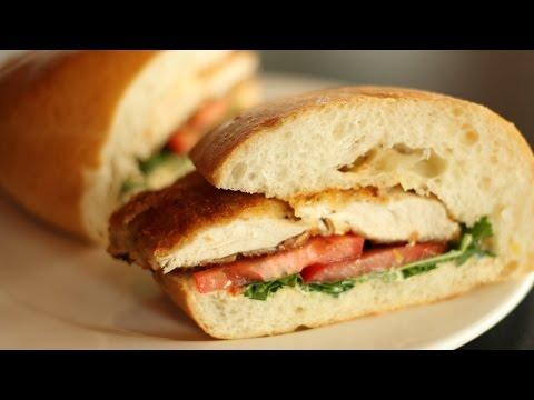 Best Fried Chicken Sandwich Recipe!