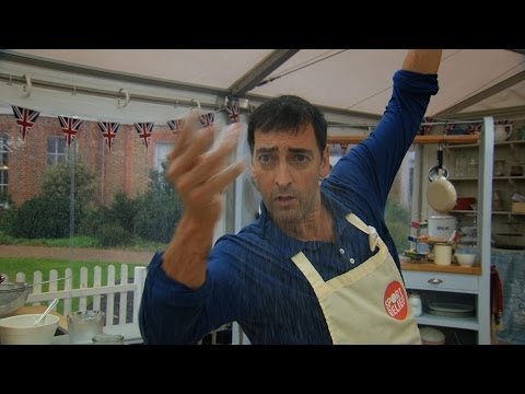 How to make an eccles cake - The Great Sport Relief Bake Off: Episode 4 Preview - BBC Two
