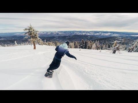 Spring Skiing 2018 on Mt Ashland