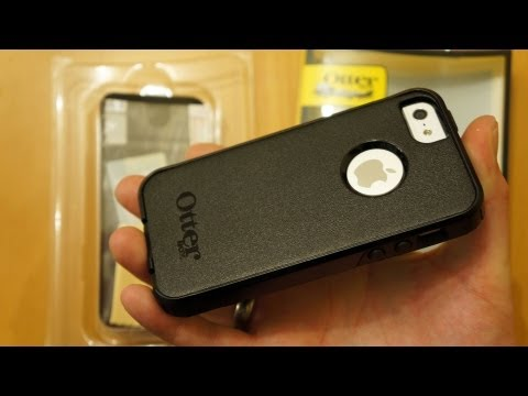 Otterbox Commuter iPhone SE / 5S / 5 Case Review