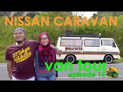 S1 EP 14 DIY Retro Campervan [ Van Tour ] Malaysia