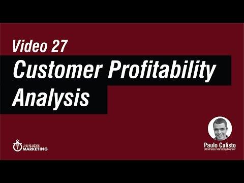 How to do a Customer Profitability Analysis
