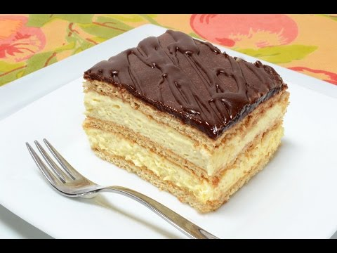 How to Make One Pan  Éclair Cake