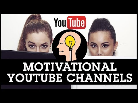 Motivational YouTube Channels: My Top 6 That Always Pull Me Out of a Funk.