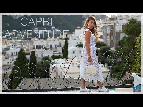 Capri Travel Vlog | Conscience Coupable