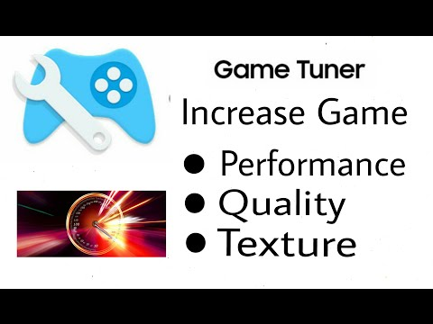 GAME TUNER - Make your GAMES/APPS run faster on Android!!