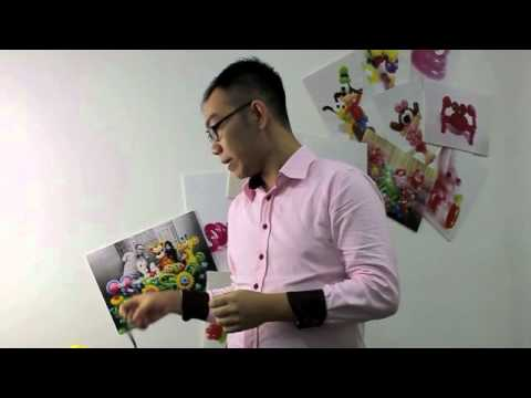 DreamsBalloons: flower bracelet tutorial