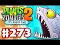 Plants Vs Zombies 2 It S About Time Gameplay Walkthrough Par