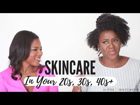 Skincare in Your 20s, 30, 40s: Adult Acne, Retinoids, Dull Skin, etc.