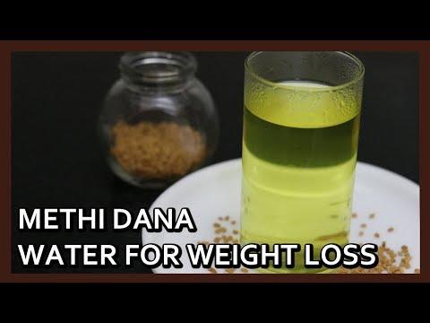 Fenugreek Seeds Water - Best Weight Loss Drink in Winters | Easy Weight Loss Recipe by Healthy Kadai
