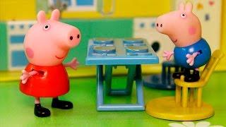 Мультики про свинку пеппу новогодние серии