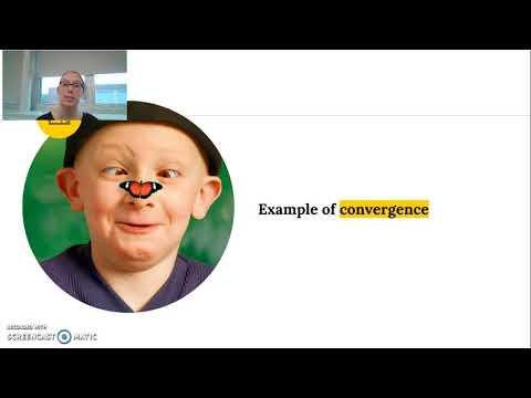 Depth Cues: Convergence