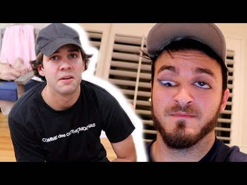 MY FIRST FIGHT WITH DAVID DOBRIK!!