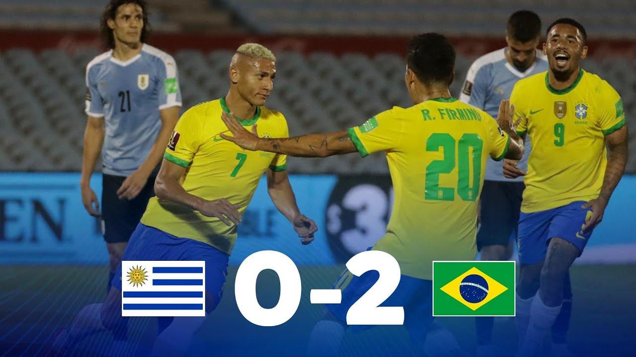 Eliminatorias | Uruguay vs Brasil | Fecha 4