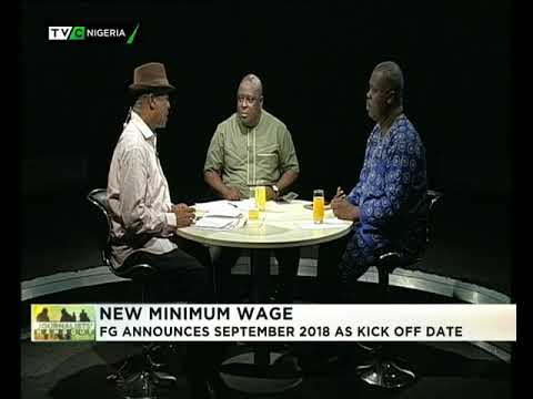 Journalists' Hangout March 2nd 2018 | FG to kick off new minimum wage in September