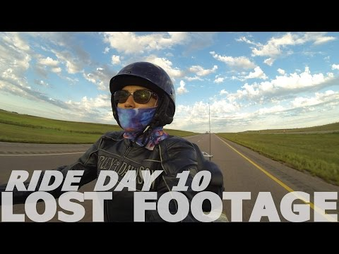 The Lost Footage | 2016 Ride Day 10