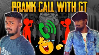 PRANK CALL TO GT || GAMING TAMIZHAN FUNNY MOMENTS || RUNOUTARUN VS GAMING TAMIZHAN|| RUNGAMING TAMIL