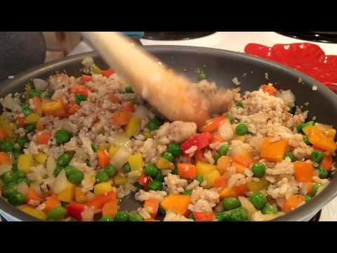 Quick Weight Watchers Meal Prep #34 | Simply Filling Veggie Fried Rice & more!