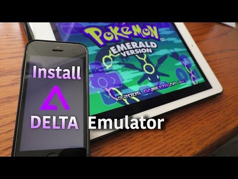 Install Delta beta - GBA & SNES Emulator for iOS 10