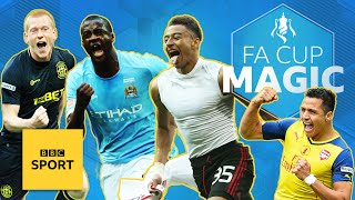 All the finals from the 2010s | FA Cup Magic