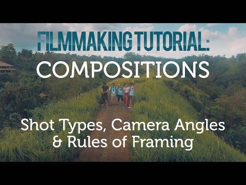 Shot Types, Camera Angles & Rules of Framing [Tutorial Videografi #3]