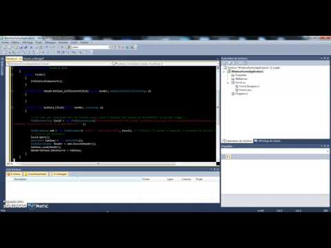 Import Excel vers dataGridView  - C#