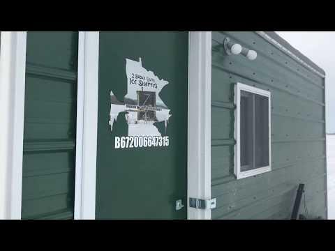 2017 Fishhouse build (walkthrough)