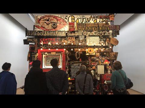 Modern Art - Virtual tour of the Georges Pompidou centre in Paris