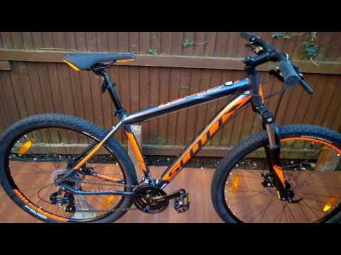Scott Aspect 970 2017 Mountain Bike
