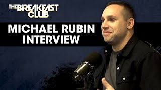 Michael Rubin Talks New Plans For The #Reform Alliance, Probation Reform + More