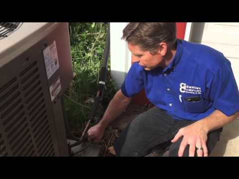 How to maintain your central air