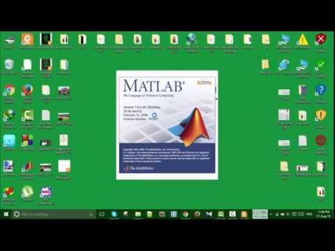 MATLAB r2009a (portable) || No Crack || No license needed.(Mostly not working now)
