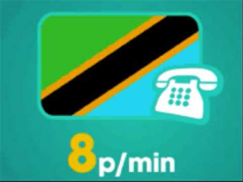 Call the world from UK - Cheap calls to Africa