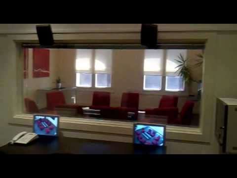 The Christchurch Viewing Studio: The Viewing Room