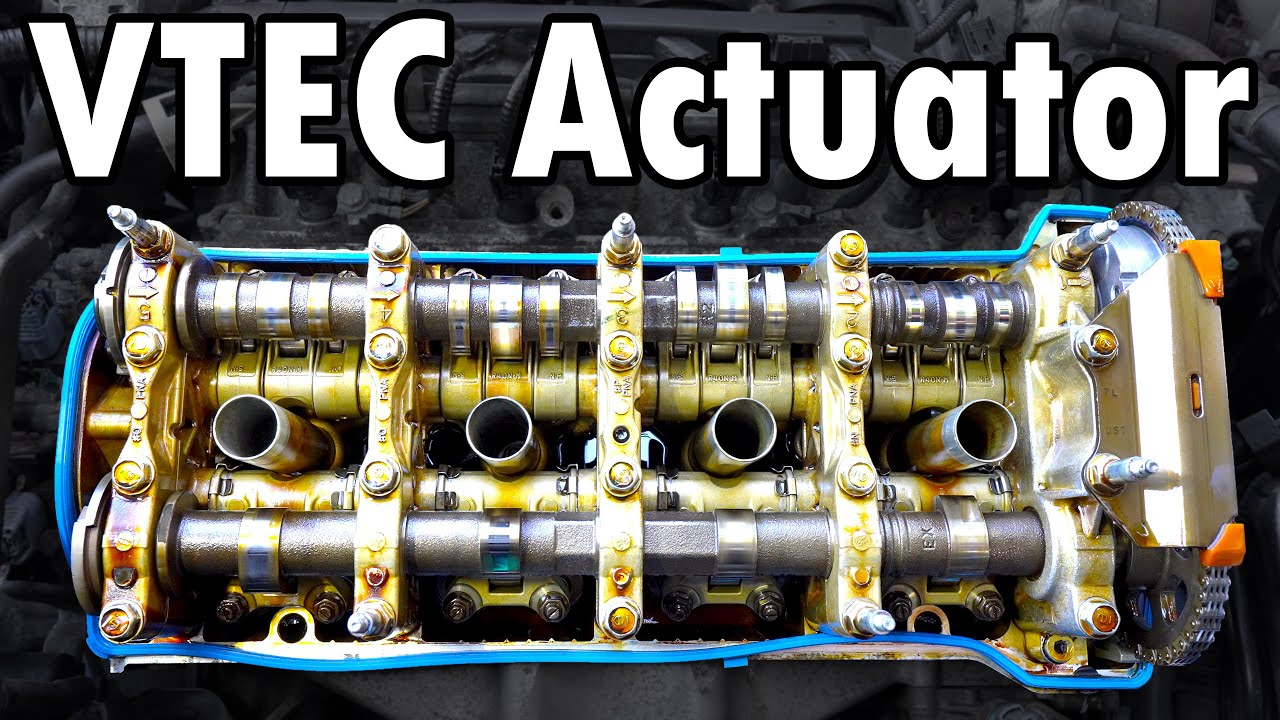 How to Replace a VTC Actuator (Complete DIY Guide)