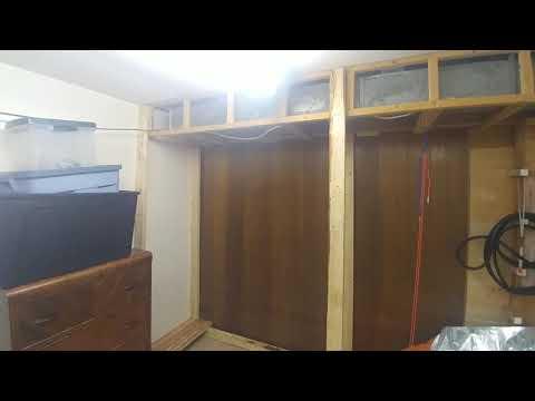 Grow room build ep 2