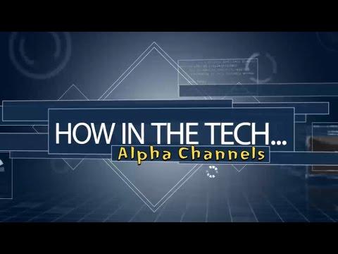 How to Create Alpha Channel in Photoshop   Adobe Photoshop   ATEM Blackmagic