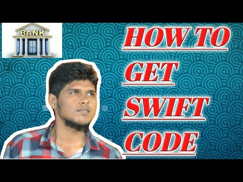 how to get swift code of bank ! how to get swift code of sbi