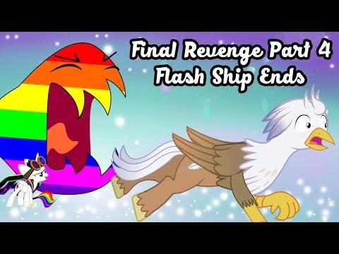Final Revenge Part 4 Flash Ship Ends