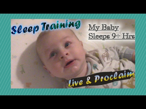 3 MONTH OLD = 9+ HRS OF SLEEP?!?!
