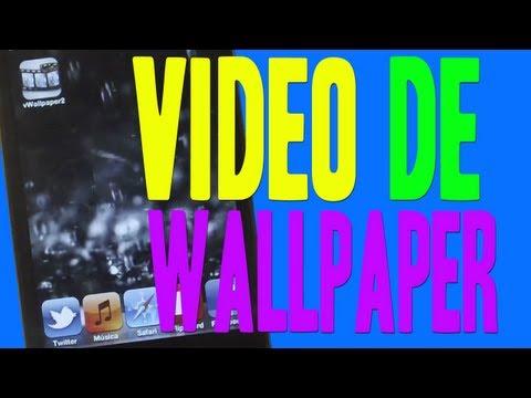 COMO PONER UN VIDEO DE WALLPAPER EN TU IPHONE & IPOD TOUCH (CON VWALLPAPER 2)