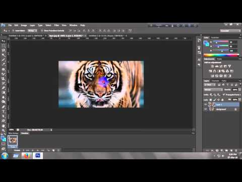photoshop tutorial how to make clipping mask in photoshop cs6