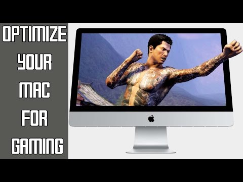 How to Optimise Your Mac For Gaming