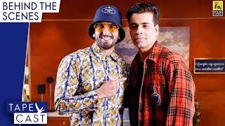 Karan Johar and Ranveer Singh on celebrating life!