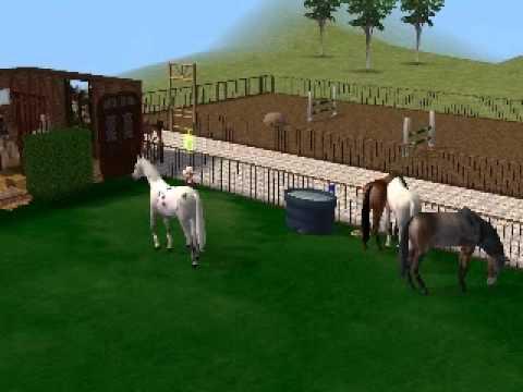 real sims 2 horses!