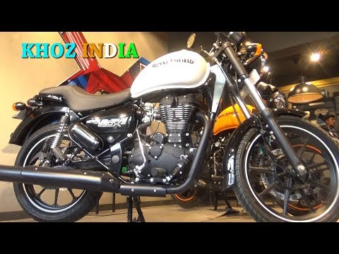 NEW RE THUNDERBIRD 350X PRICE FEATURES FINANCE