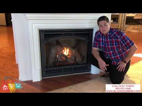 Heat N Glo 6000CLX Direct Vent Fireplace Product Review